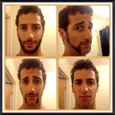 Ricciardo F1, Daniel Ricciardo, Funny Pics, Funny Pictures, F1 Drivers, Wallpaper Ideas, Sport Man, Motogp, Art Deco
