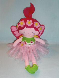 Fairy Doll Flower Fairy Cloth Fairy Doll by cocomia on Etsy, $30.00