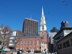 Park Street Church <3  <3