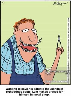 Image result for broken dentist drill cartoon