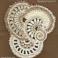 Tuto 3 Freeform Crochet de l'album Mes tutos Freeforms