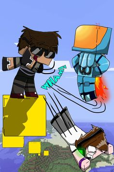 deviantART: More Like SkyDoesMineCraft X Dawnables by ~JCASEHSPPGZ