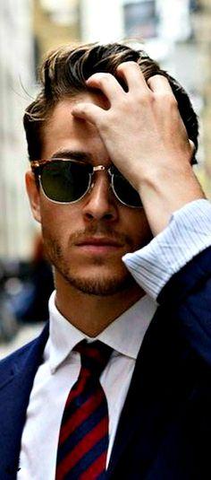Classy style [ CaptainMarketing.com ] #fashion #online #marketing
