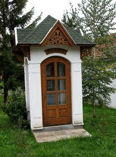 Telephone booth - Gömörszőlős, Hungary