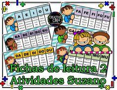 Fichas de leitura 2 - Atividades Adriana