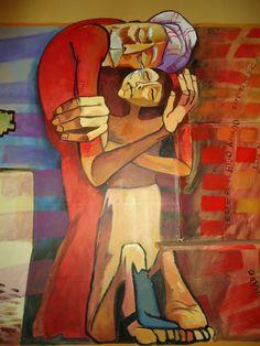 El hijo pródigo/ Hna Francis - Hermanas Agustinas del Monasterio de La Conversión en Becerril de Campos (Palencia)