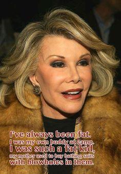 27 Of The Most Memorable Joan Rivers Jokes