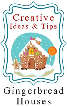 ... Gingerbread House Patterns, Gingerbread Houses and Make A Gingerbread