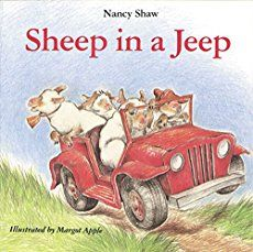 Join us for a themed craft, activity, and snack to along with Sheep Trick or Treat, by Nancy Shaw - our Halloween book pick for Halloween Read & Play!