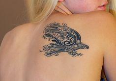 red tail hawk in flight tattoo - Google Search