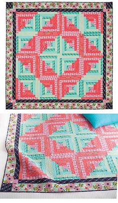 exclusive Cotton+ Steel kits on the Keepsake Quilting website! The Beautiful Blooms Kit!