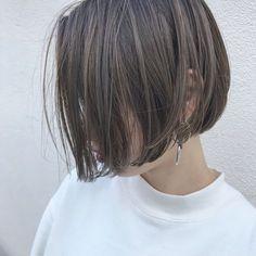 ハイライトショートボブ Instagram→kento.1107