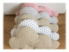 Wolke , Kissen, Wolkenkissen von LaLoeff auf DaWanda.com