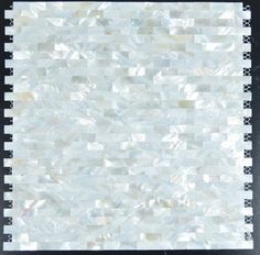 Mother of Pearl Tile shell tiles pearl shell mosaics kitchen backsplash PEM0060 modern kitchen tile