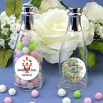 Personalized Wedding Favor Bottles