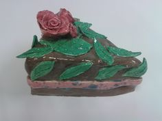 ceramic cake slice Year 6