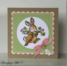 Could used any Easter stamp