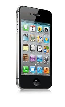 Apple iPhone 4S - 64 GB - Black (with Mobile Protection Pack)