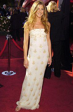 This was my wedding dress! :)  Jennifer Aniston, 2004 Emmys, Chanel