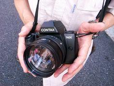 Mizukake Festival, Fukagawa Contax NX via tokyo camera style