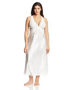 Cinema Etoile Women`s Plus-Size Long Bridal Plus Gown $31.75 (42% OFF)