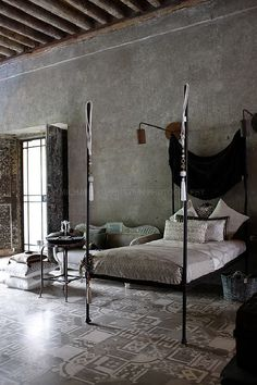 Not a real bedroom, a scene from Bungalow 8 in Mumbai, but still very cool.· Another Travel Guide.com · Mumbai · Where to shop