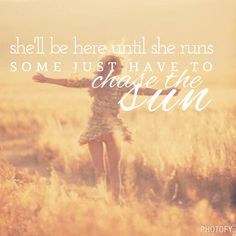 """She's a wild child, got a rebel soul with a whole lot of gypsy wild style. She can't be tied down."" // Kenny Chesney"