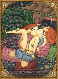 Paintings Erotic mugal