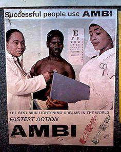 """Don't let Ambi's re-branding as a pro-black """"skin evening"""" lotion fool you, they have a sordid history."""