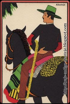 Trajes antigos do Alentejo.: Costume do Alentejo