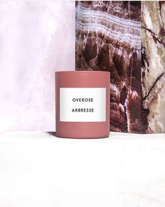say hi to_ Overose | Paris | Candle Design