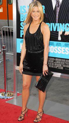 """Balenciaga - """"Horrible Bosses"""" Premiere LA 2011"""