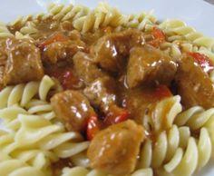 Rezept Gulasch frei Schnauze von Thermimaus - Rezept der Kategorie Hauptgerichte mit Fleisch