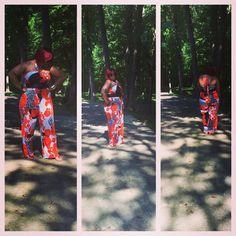 Got to love a jumpsuit  #plussize #fashion #jumpsuit