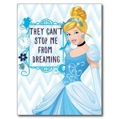 Princess Cinderella Postcards