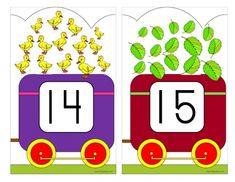 Без названия - Наталья Леонидовна Филиппова Numbers For Kids, Number Puzzles, Preschool Activities, Milan, Teacher, Shapes, Math, Train, Early Education