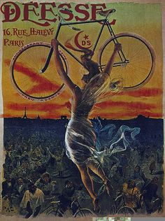 Another bicycle poster.