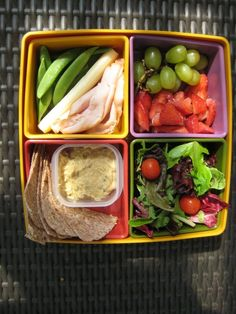Cool Bento Boxes for kid's lunch.
