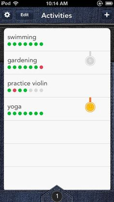 Wonderful Day app Quantified Self, Behavioral Economics, Yoga 1, Self Improvement, Itunes, Physics, Track, App, Activities