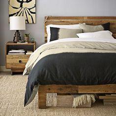 Emmerson Bed #WilliamsSonoma