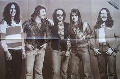 Uriah Heep 1978