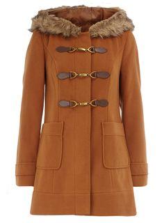 Pretty winter coat
