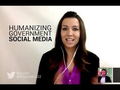 Humanizing Government Social Media