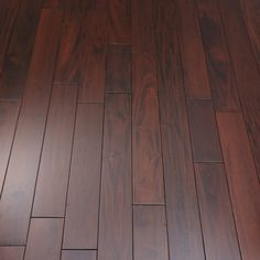 Royal Mahogany Narrow Solid Wood Flooring