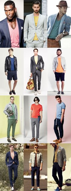 Just Fashion with Derabi: The Complete Guide To Men's T-Shirts
