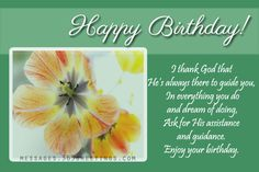 69 Best Christian Birthday Cards Images