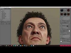 Fast Way to Create Polygon Hair for Character in Maya | Andor Kollar - Character Artist