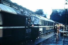 1949- Royal Scot- Diesel Engines- Glasgow- Scotland | by foundslides