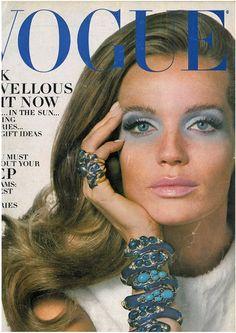Las modelos que han aparecido más veces en la portada de Vogue