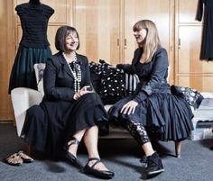 Cora Kemperman en Saskia Kemperman: Inspiring people, inspiring clothes.